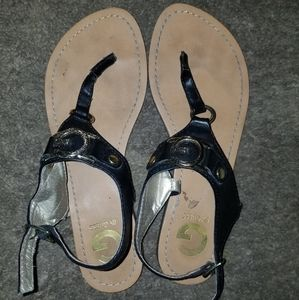 Guess sandals size 6.5